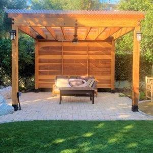 La Canada, California Outdoor Living Spaces