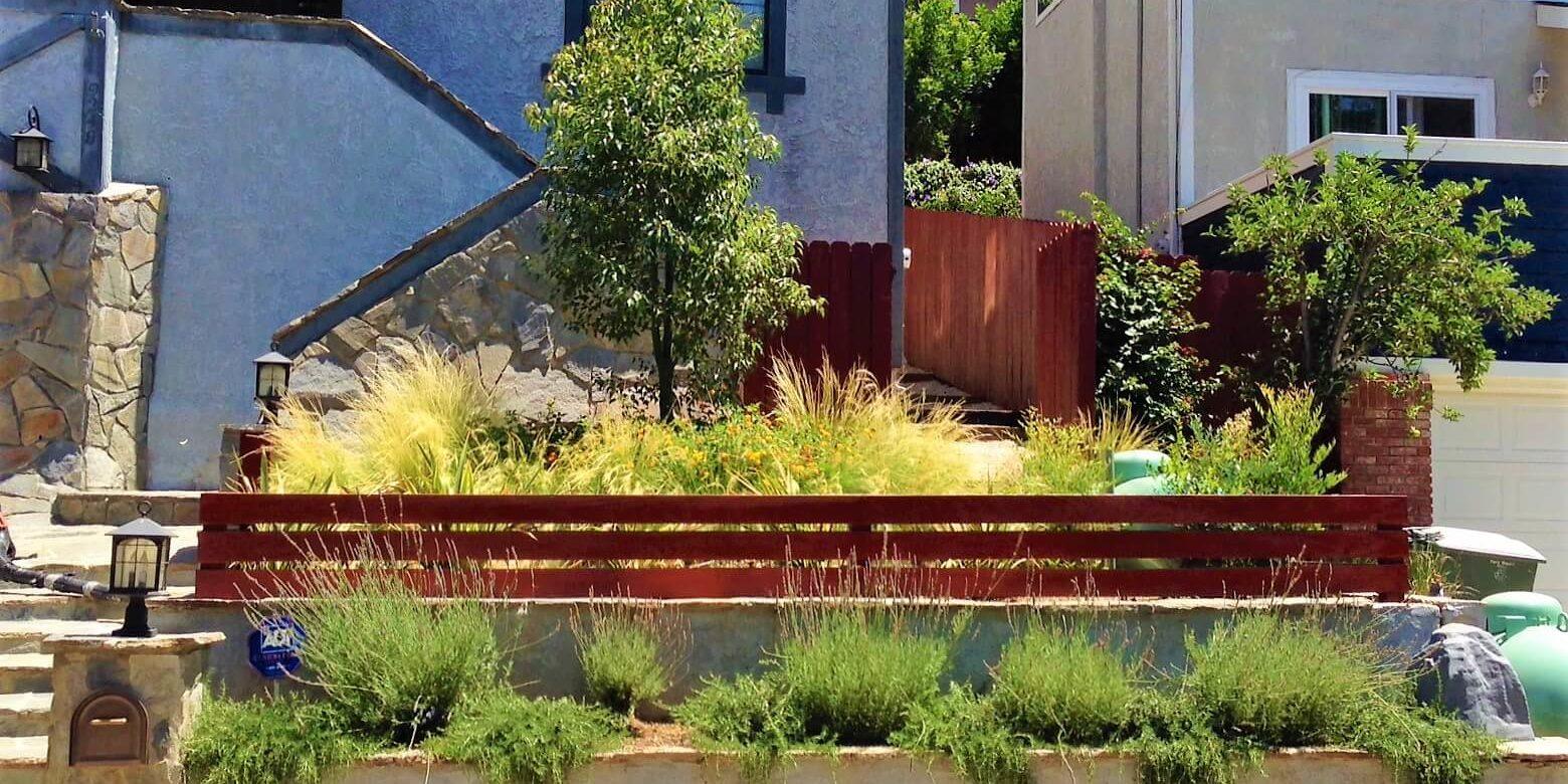 La Canada, California Landscape Design